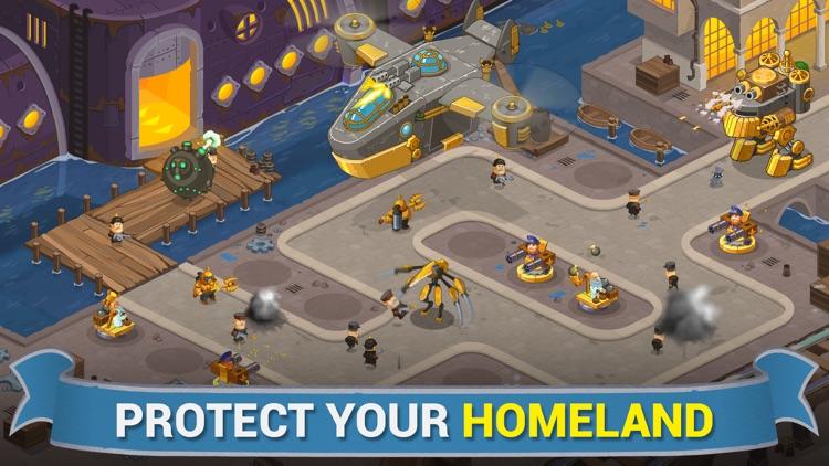 Syndicate: Tower Defense screenshot-4
