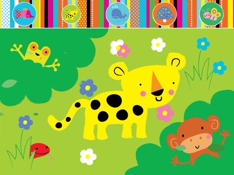 Baby's Very First Play App - Animals