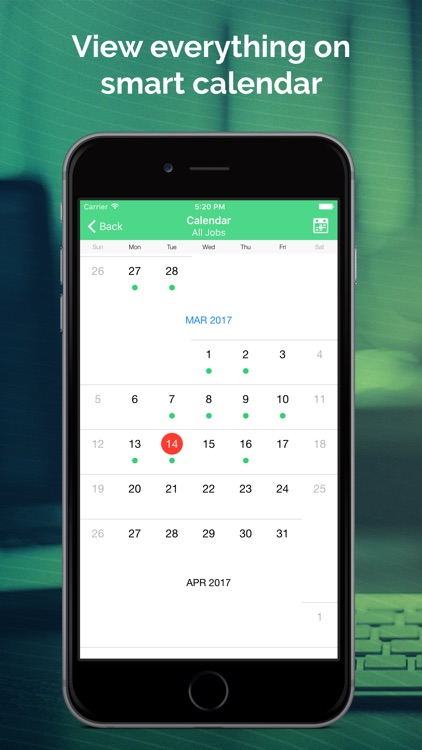 Work Hours Tracking & Billing screenshot-3