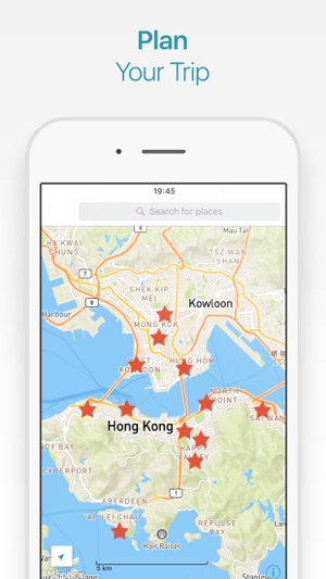 Hong Kong Travel Guide and Offline City Map on the App Store