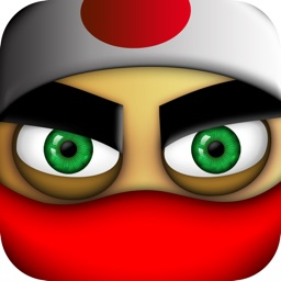 Ninja Clash Run 2: Best Fun Smash Star Flick Game