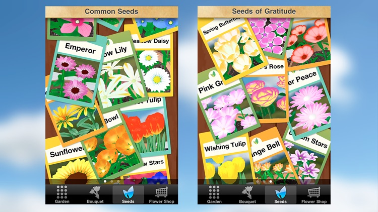Flower Garden - Grow Flowers and Send Bouquets screenshot-3