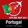 葡萄牙 旅游指南+离线地图