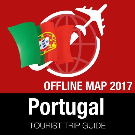 Portugal Tourist Guide + Offline Map