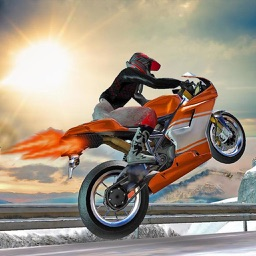 Moto X-Bike Traffic Racer : High-way Down-Hill 3D