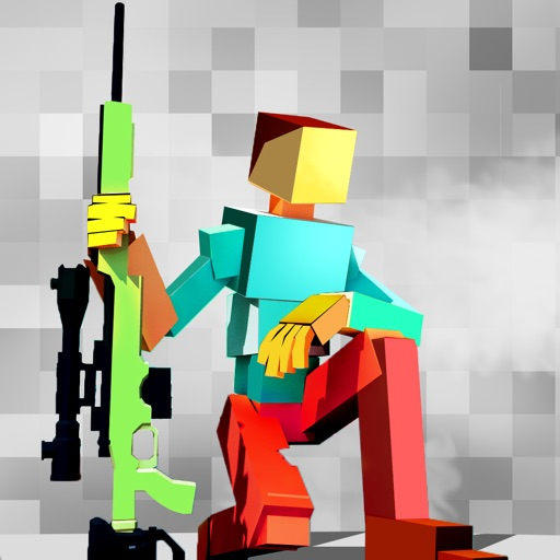 Pixel Survival Sniper icon