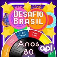 Codes for Desafio Brasil Anos 80 Hack