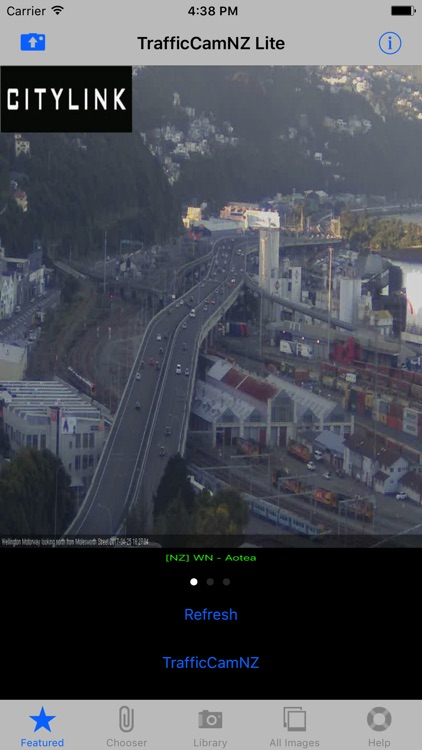 TrafficCamNZ Lite screenshot-0