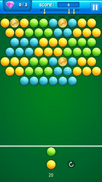 Bubble Shooter Deluxe - Shoot Ball