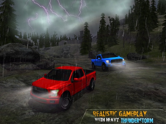 Offroad Extreme Raptor Drive - 3D гонки для iPad