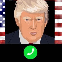 Donald Trump Call Prank : Fake Phone Call
