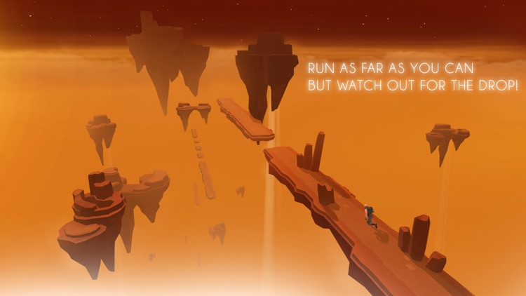 Sky Dancer: Horizon Run screenshot-3