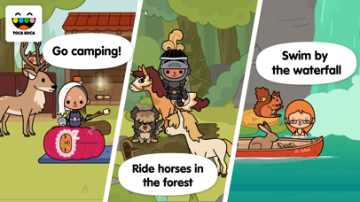 Toca Life: Stable app image