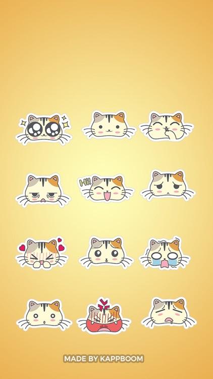 Cute Cat Emojis