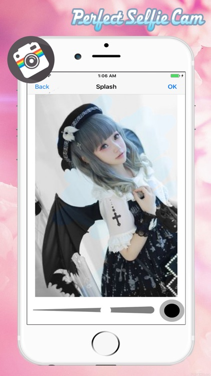 Perfect Selfie Cam - Beauty Girl Editor