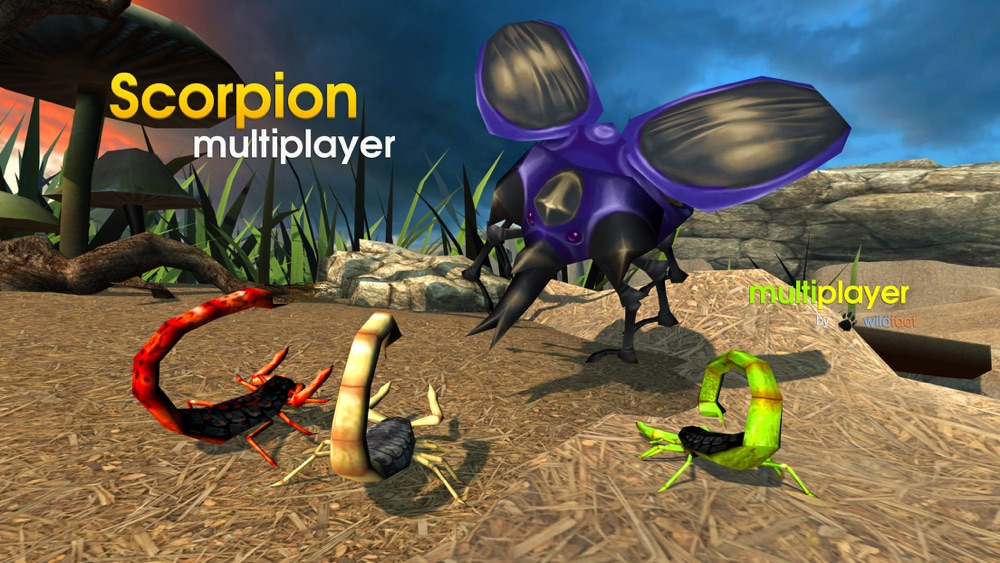 Scorpion World Multiplayer Cheat Codes