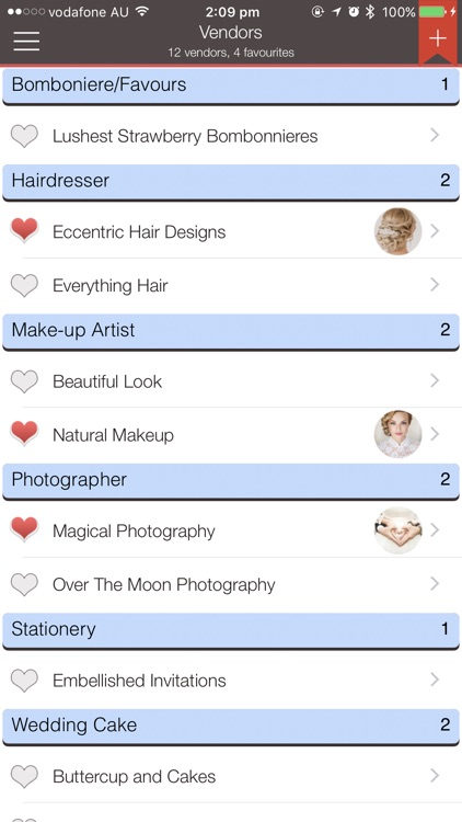 Wedding Planner PRO screenshot-2
