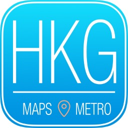 Hong Kong Travel Guide with Metro Map and GPS