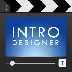 Intro Designer For Imovie And Youtube On The App Store
