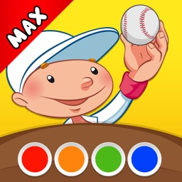 Coloring Your Sports MAX