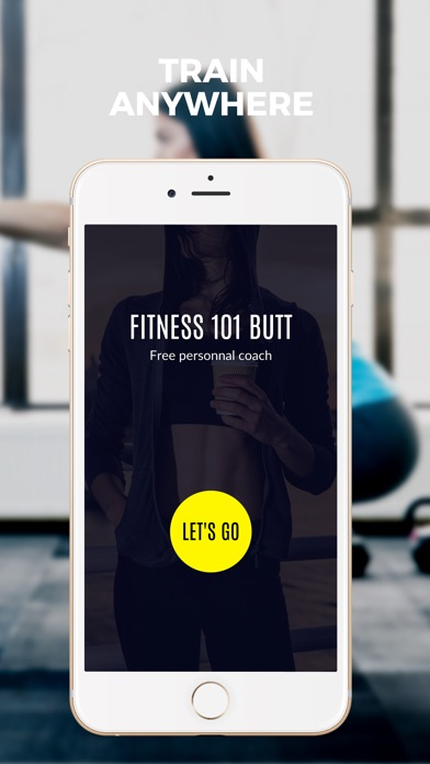 点击获取Butt & Leg 101 Fitness - Free workout trainer