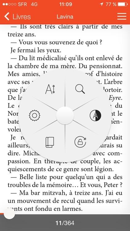 Québec Loisirs Livres numériques screenshot-3