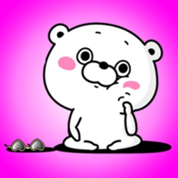 Glamorous Cute Bear - New Stickers pack!