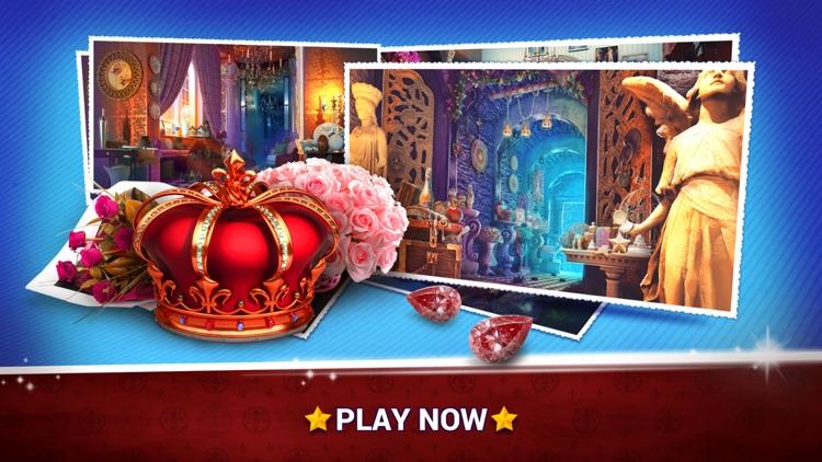 Hidden Objects Princess Castle – Game.s for Girls screenshot-3