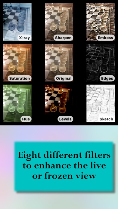 Screenshot for Magnifying Glass in United States App Store