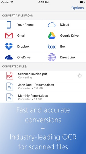 PDF to Word Converter - Convert PDF to Word on the App Store