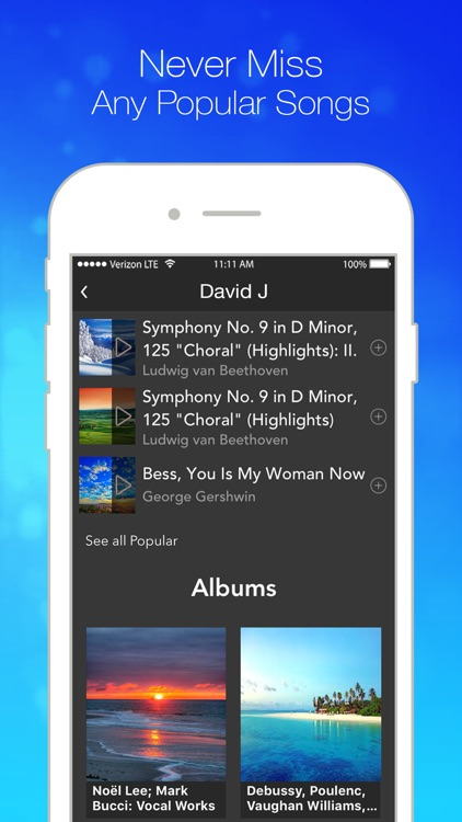 Musinow - Unlimited Fr.ee Music & Video Player screenshot-3