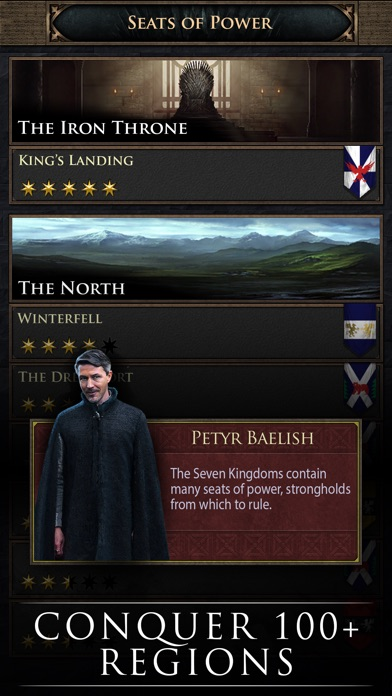 Game of Thrones: Conquest ™ screenshot 2