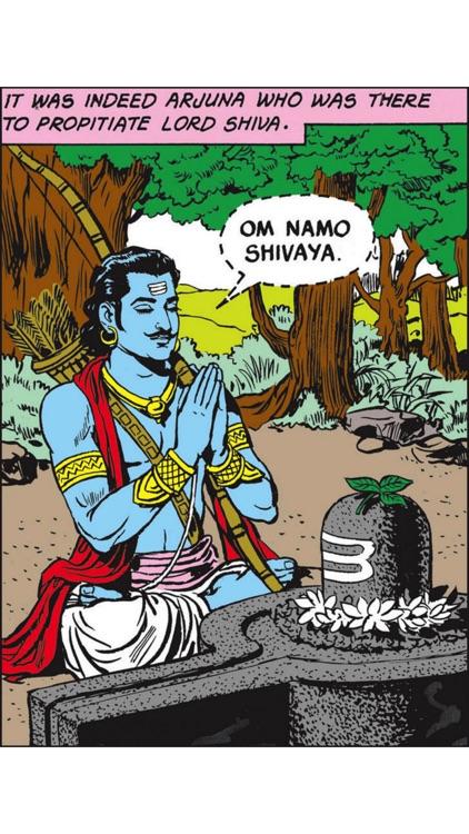 Tales of Shiva - Amar Chitra Katha Comics screenshot-3