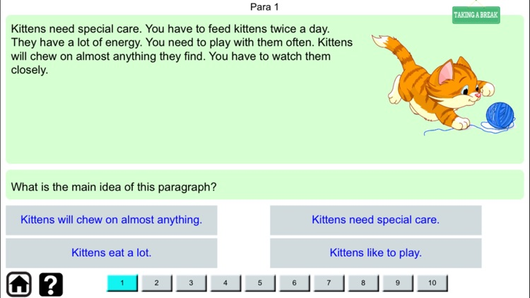 Reading Detectives - A to Z Comprehension Grade 3 screenshot-3