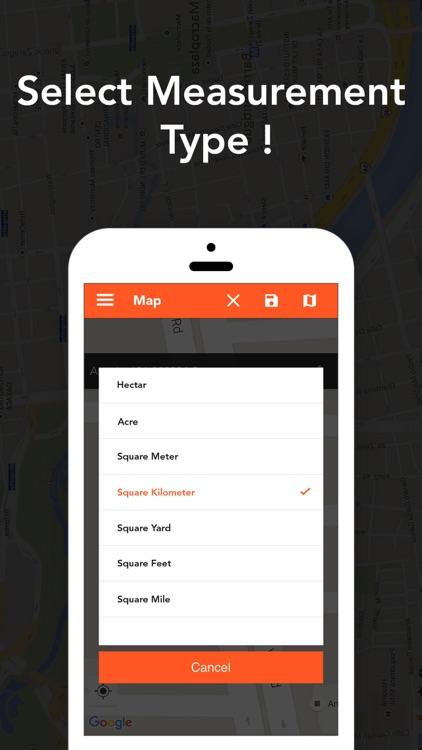 Geo Map -Field Area Calculator screenshot-3