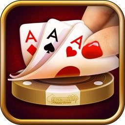 快乐炸金花-全民趣味十足的棋牌游戏