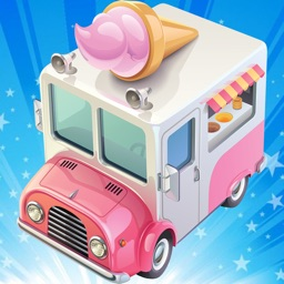 Candy Cars - fun games for kids & car games race