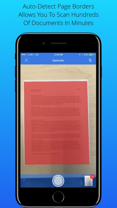 Scan My Document - PDF Scanner Screenshots
