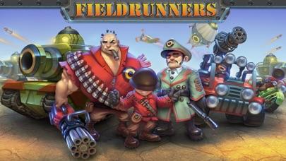 Fieldrunners screenshot one