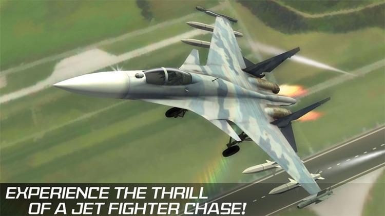 VR Jet Fighter Simulator Real Virtual Reality Game screenshot-4