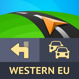 Sygic Western Europe: GPS Navigation, Offline Maps