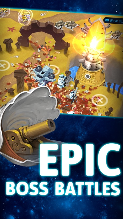 OTTTD: Over The Top Tower Defense