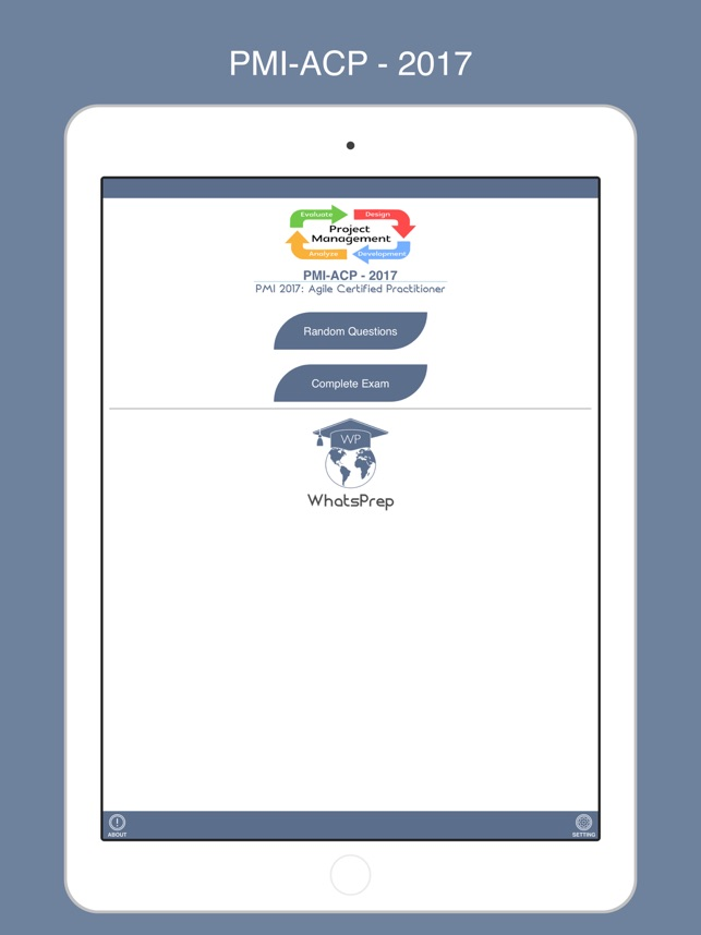 Pmi Agile Certified Practitioner Pmi Acp On The App Store