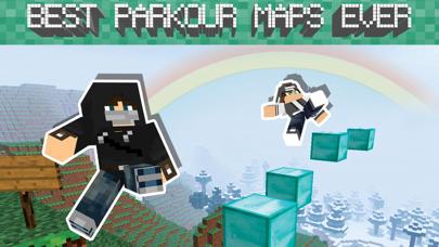 Free Parkour Maps for Minecraft Pocket Editionのおすすめ画像1