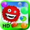 Cute Monster Bubble - The rules of the bubble shooter game are really simple, you just need to blast as many bubbles as possible, the more you pop, the higher your score is, but you must not let the bubbles touch the ground as this will end your game and you will have to start all over again and again