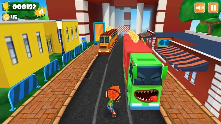 3D无限地铁跑酷2-汤姆猫最爱的跑酷游戏