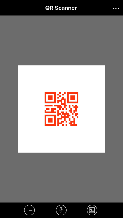 QR Scanner - QR Code Reader & QR Code Generator screenshot one