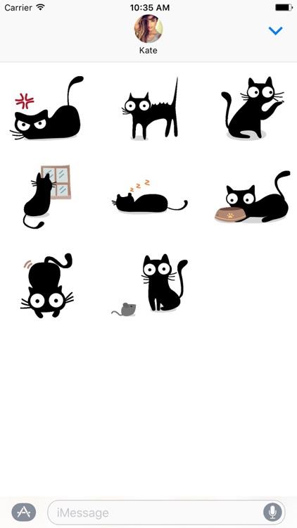 Blummy The Cat Stickers screenshot-3
