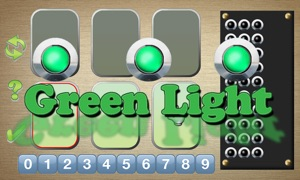 Green Light - Mystery Number Game