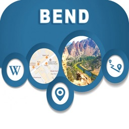 Bend OR USA Offline Map Navigation GUIDE